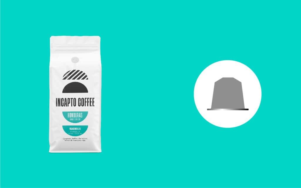 Équivalence des capsules de café Honduras