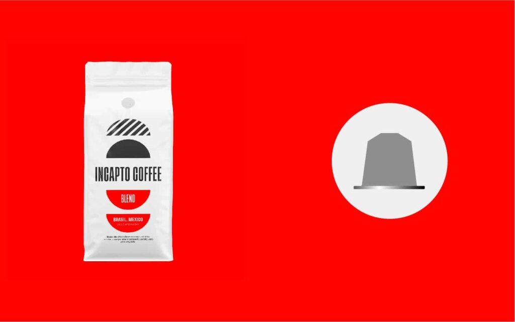 Équivalence des capsules de café Décaféiné