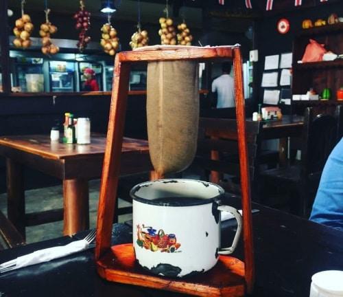 Chorreador costarricense